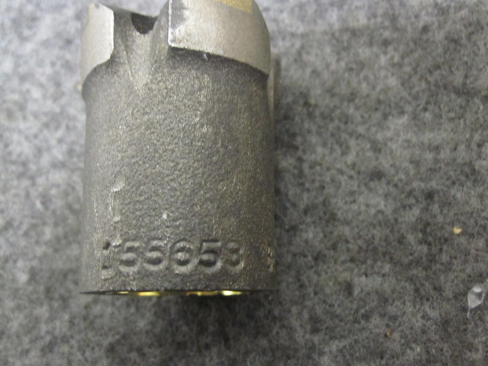 B & L 155653 CARBIDE TIPPED DRILL BIT 1-3/8