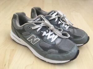 Details about New Balance 992 Men's Shoe Size 6 M US 5. UK 38.5 EUR Gray Leather KJ992GCG