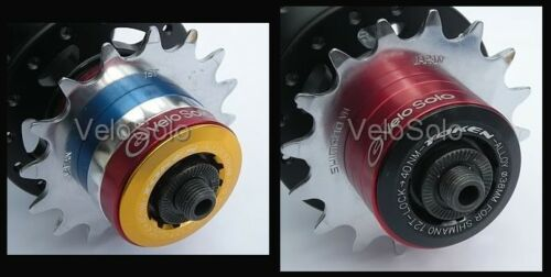 TOKEN CNC 11t cassette LOCKRING for Shimano Campagnolo hub lock ring ALL COLOURS