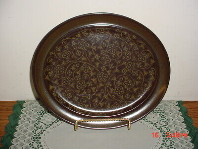 Oval Serving Platter Franciscan MADEIRA