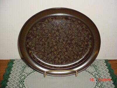 Oval Serving Platter Franciscan MADEIRA