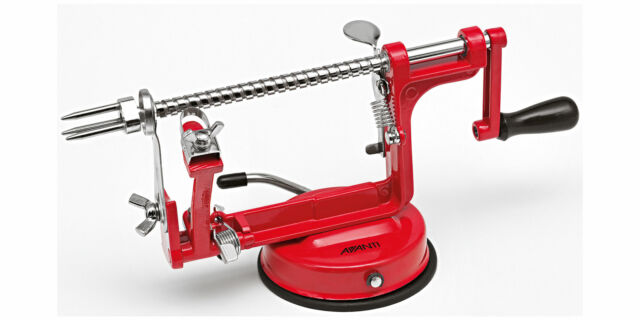 NEW Avanti Apple Peeling Machine Red