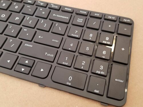 G F N keyboard 776778-001 749658-001 708168-001 Framed NEW HP Pavilion 15-E