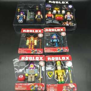 4pcs//6Pcs//9pcs Set Roblox Action Figures PVC Toys Game Roblox Kids Xmas Gift UK