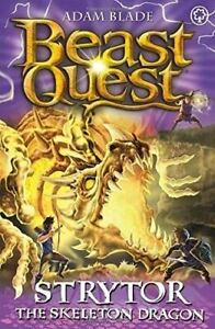 Beast-Quest-Strytor-the-Skeleton-Dragon-Series-19-Book-4-by-Adam-Blade