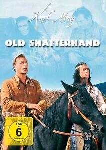 Karl-May-ANTICO-SHATTERHAND-Pierre-Brice-LEX-BARKER-DVD-nuovo