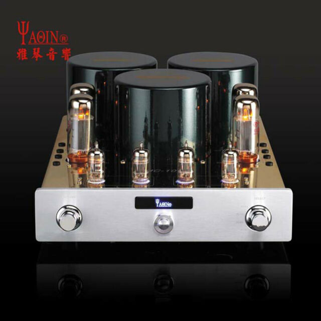 YAQIN MC-10T 52WPC EL34 10L Vacuum Tube Hi-End Integrated Amplifier