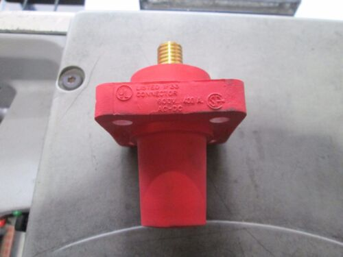 E1016-1633 COOPER CROUSE-HINDS 3//4 RED FM RECEPTACLE