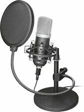 Artikelbild Trust Emita USB Studio Microphone PC Notebook Pop Filter NEU OVP