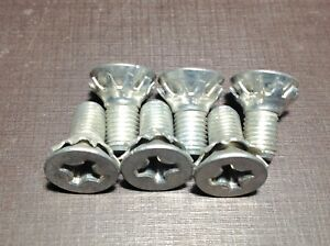 6 Pcs 1948 52 Ford Truck Door Hinge Screws 1949 1951 Ford 5 16 24 X 3 4 Nors Ebay