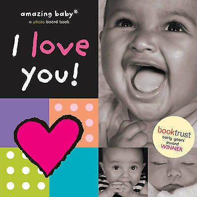 (Good)-Amazing Baby - I Love You (Hardcover)-David Ellwand,Beth Harwood-19045138