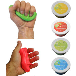 Mobilis-Therapy-Putty-Hand-Finger-Wrist-Exercise-Physio-Stroke-Rehab-Recovery