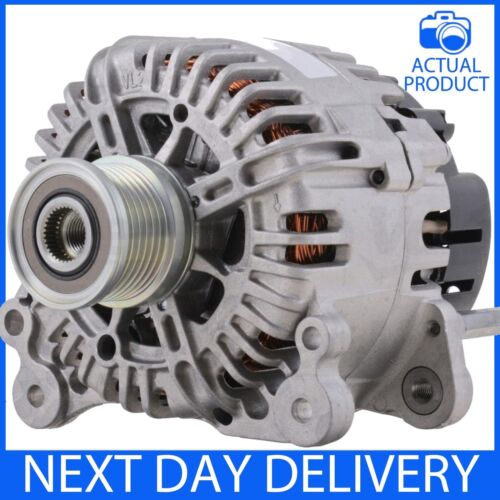 140 amp BRAND NEW ALTERNATOR FITS VW//AUDI//JEEP//SEAT//SKODA VAG TDI DIESEL MODELS