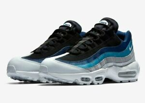 buy popular e7012 ee368 Image is loading Nike-AIR-MAX-95-ESSENTIAL-749766-026-PURE-
