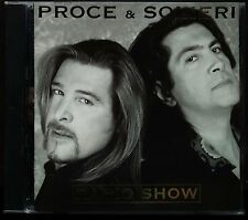 Proce & Solieri ‎– Radio Show Cd 1997 Mint/NM 19