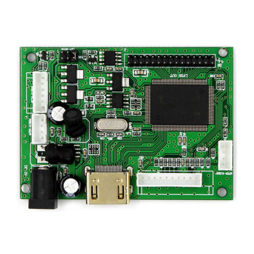 """HDMI LCD Controller Board With 7/"""" N070ICG-LD1 1280x800 IPS LCD Screen"""