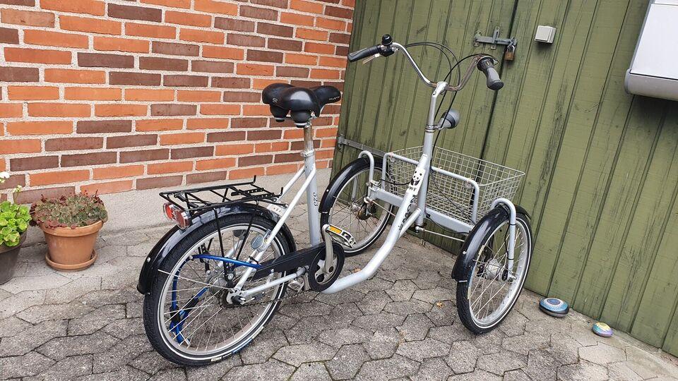 Handicapcykel, Monark 523, 3 gear