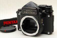 【TOP MINT!!】Pentax 67 body TTL Finder 6x7 Medium Format From Japan