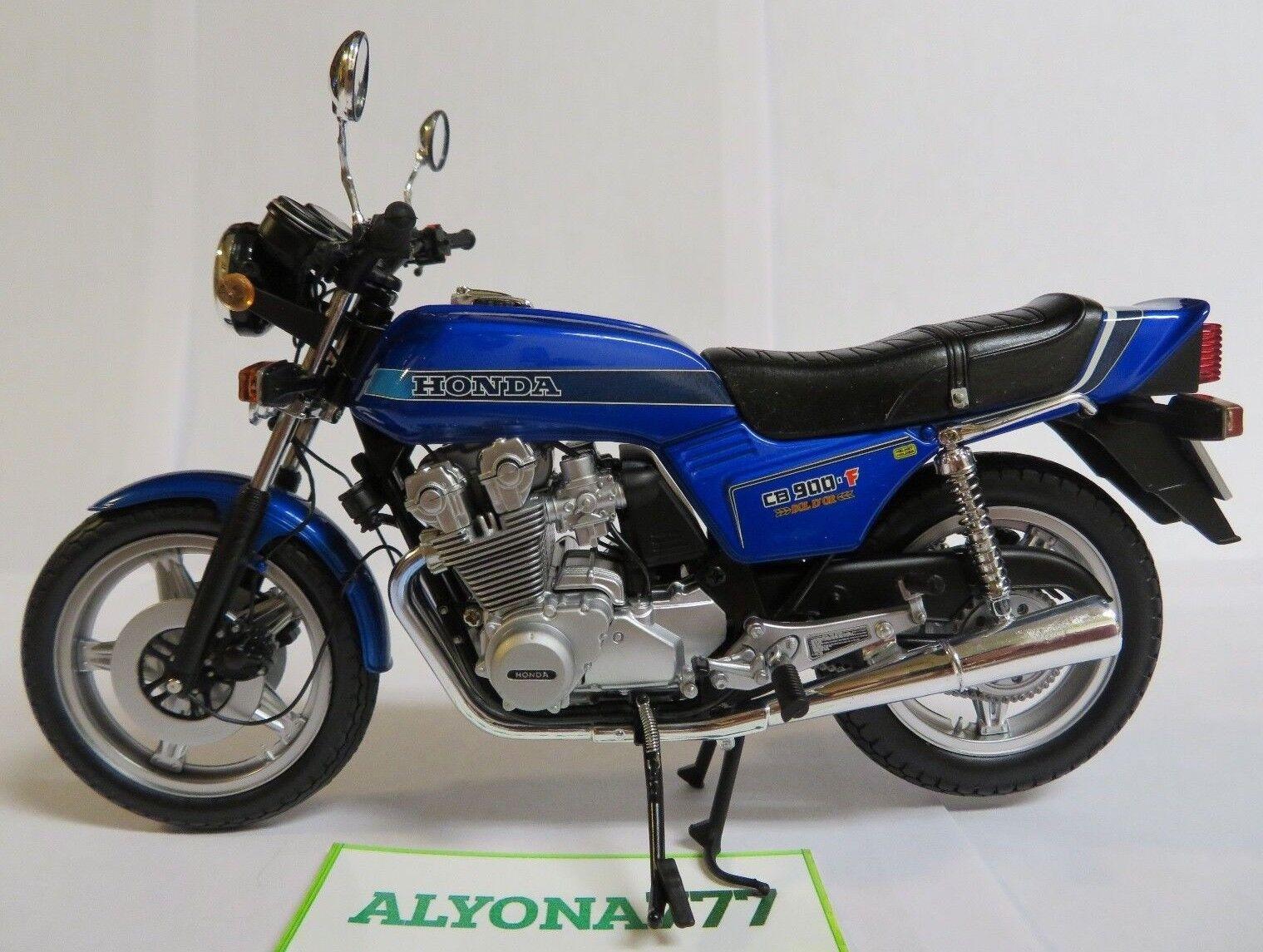 Minichamps 1 12 Honda CB900  F Boldor BOL D'OR 1978 classic collection vélo moto  venez choisir votre propre style sportif