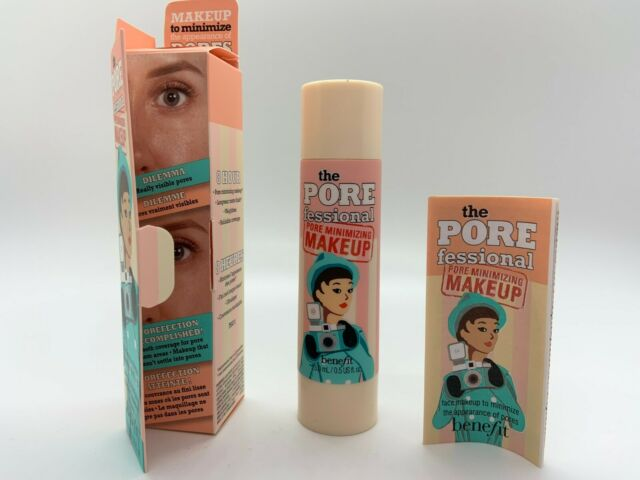 Benefit Cosmetics The Porefessional Pore Minimizing Makeup 2 For