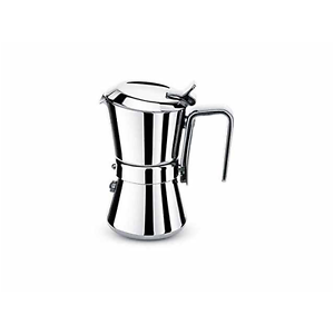 CAFFETTIERA GIANNINI 1TZ INOX