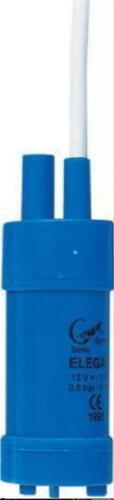 Wasserpumpe Tauchpumpe blau mini Elegant Comet 10 L Pumpe 12V 121500b NEU
