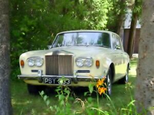 1971 ROLLS-ROYCE SILVER SHADOW SEDAN - PROJECT CAR!!!