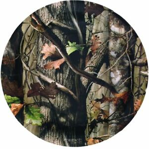 "Next Camo Outdoors Hunting Camouflage Theme Birthday Party 9"" Dinner Plates"