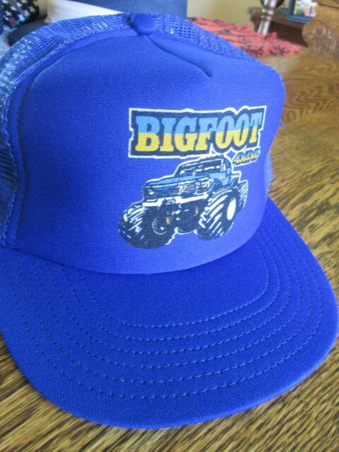 8f3e571090c Vintage BIGFOOT Monster truck snapback hat. 1980 S New NOS Excellent never  used