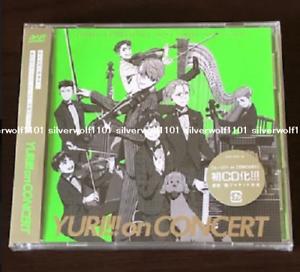 on CONCERT CD Yuri !!
