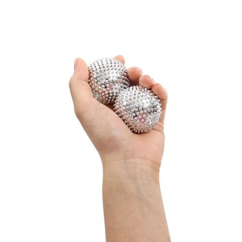 3 Stück Magnet Akupunktur Massage Kugeln