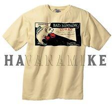 Make Your Own Luck 1894 Vintage Men/'s T-Shirt Heddon Lures