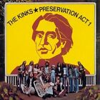 Preservation: Act 1 by The Kinks (CD, Jun-2010, Universal)