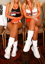 Tamara Pantyhose For  Hooters Uniform Cheerleader Tights C long =  D= LG Suntan