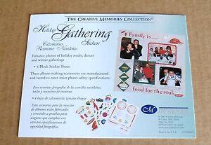 Creative-Memories-Stickers-Holiday-Gathering-4-Block-Sheets-4x5-NiIP-NLA