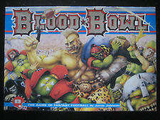 Blood Bowl Second Edition 2nd Games Workshop Citadel Warhammer 1987 Box EN VO