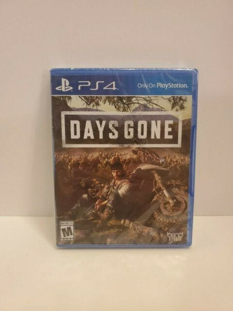 Days Gone (PlayStation 4 PS4, 2019) Brand New Sealed!!!