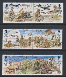 Isle-of-Man-1992-Parachute-Regiment-set-MNH-SG-502-7