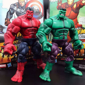 Marvel-Legends-The-Avengers-Incredible-Hulk-TRU-Loose-Action-Figure-Avengers-Toy