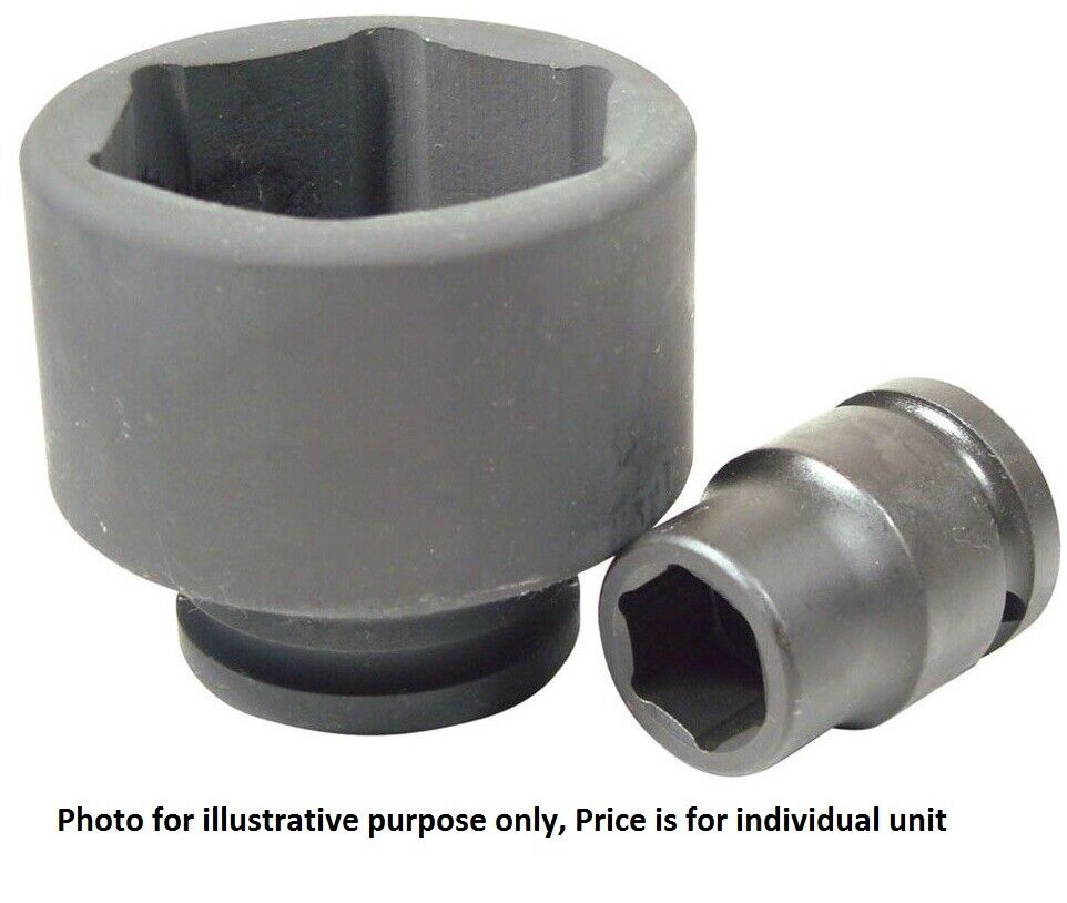 "Sidchrome METRIC STANDARD IMPACT SOCKET 3 4"" DriveAust Brand-17mm, 18mm Or 19mm"