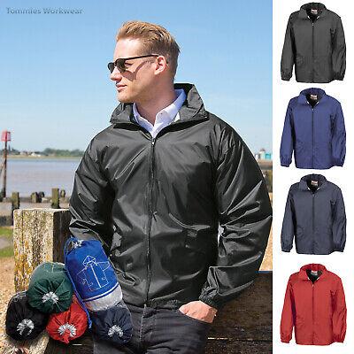 best sneakers special discount 50% off Lightweight Windcheater Jacket In A Bag Mens Womens Ladies Hiking Walking -  R92X | eBay