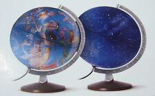 Globe 30cm ILLUMINATED Light on: Zodiac Signs, Light Off: Constellations