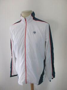 Chaqueta-de-chandal-vintage-Adidas-Roland-GARROS-PariS-Talla-S