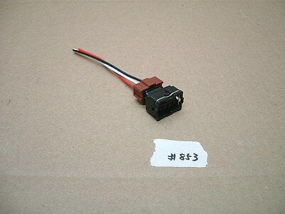 MAF Mass Air Flow sensor connector pigtail For 89-90 Nissan 240sx KA24E S13 SOHC
