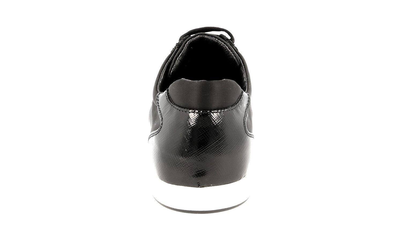 auth auth auth prada saffiano baskets chaussures 3e5892 Noir    Blanc  39 39,5 5d82a8