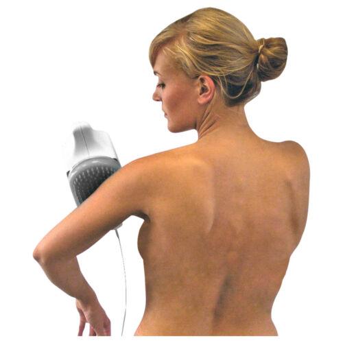 Massaggio di trafilatura in plastica-hyperämisierungsbürste per dispositivo Massaggio Vibramat
