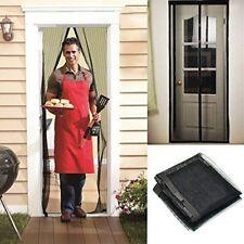 As seen on TV Magic Mesh Hands-Free Net Screen Door Magnetic Anti Mosquito Bug