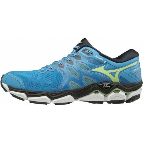 Mens Mizuno Wave Horizon 3 Mens Running Shoes Blue 1