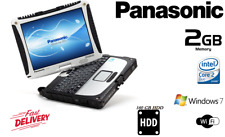 PANASONIC TOUGHBOOK CF19 MK3@ 1.20GHZ 2GB 160GB TOUCHSCREEN RUGGED TABLET LAPTOP