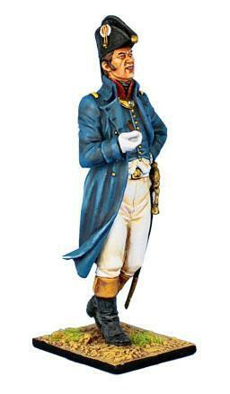 First Legion - NAP454 - French 45th Line Infantry Captain - Napoleonic
